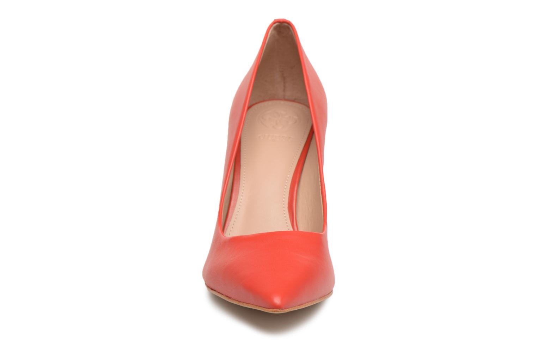 Venta de liquidación de temporada Guess Bennie 2 (Naranja) - Zapatos de tacón en Más cómodo