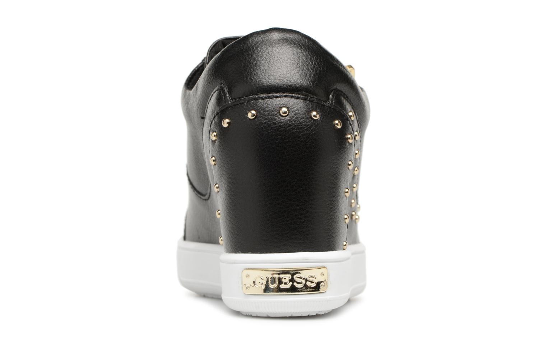 Zapatos cómodos y versátiles Guess Finna (Negro) - Deportivas en Más cómodo