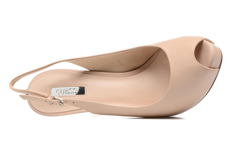 Descuento de la marca Guess Huele (Beige) - Zapatos de tacón en Más cómodo