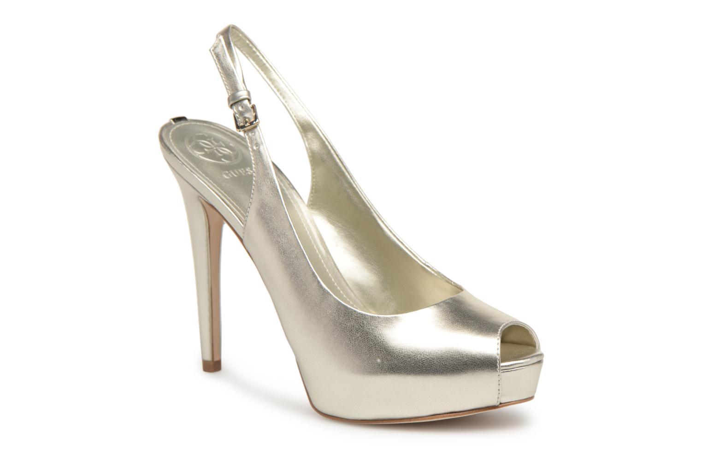 Zapatos promocionales Guess Huele (Plateado) - Zapatos de tacón   Casual salvaje