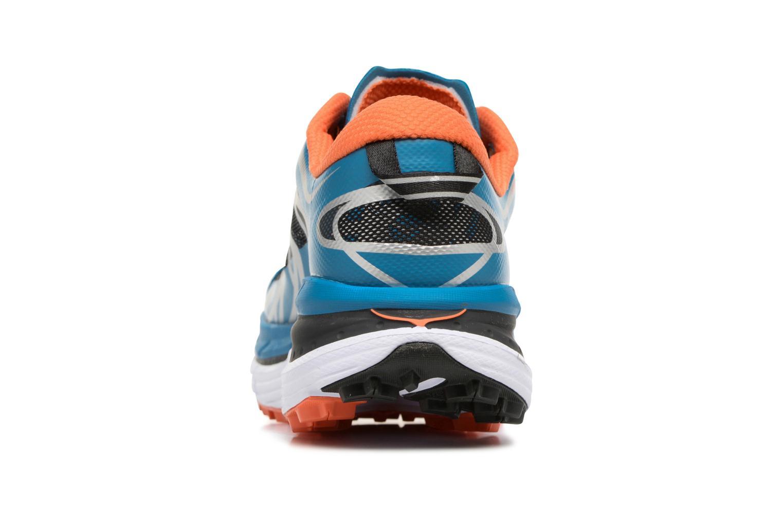 Chaussures de sport Hoka One One Speedgoat Bleu vue droite