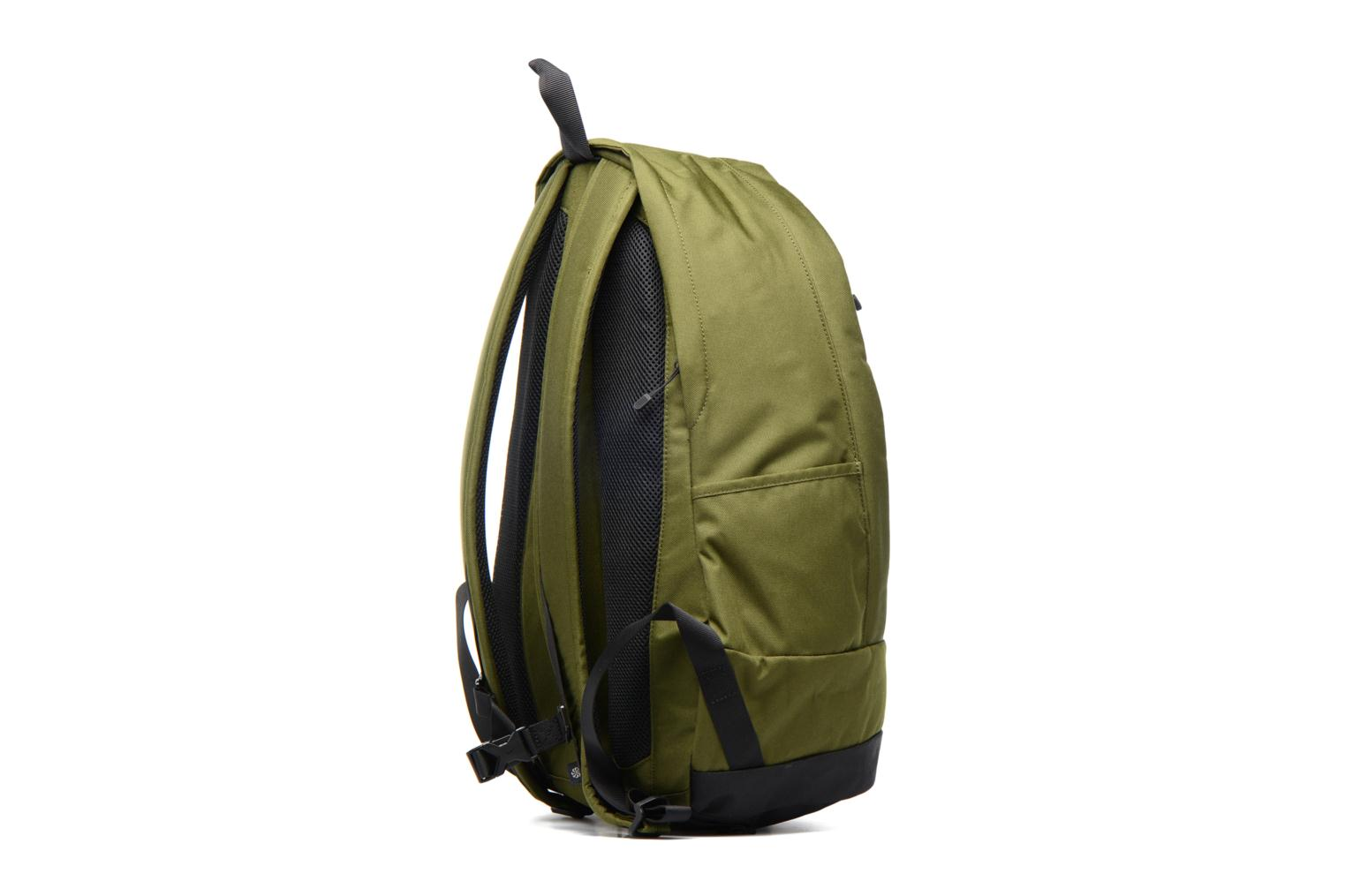 Sacs à dos Nike Men's Nike Cheyenne 3.0 Solid Backpack Vert vue droite