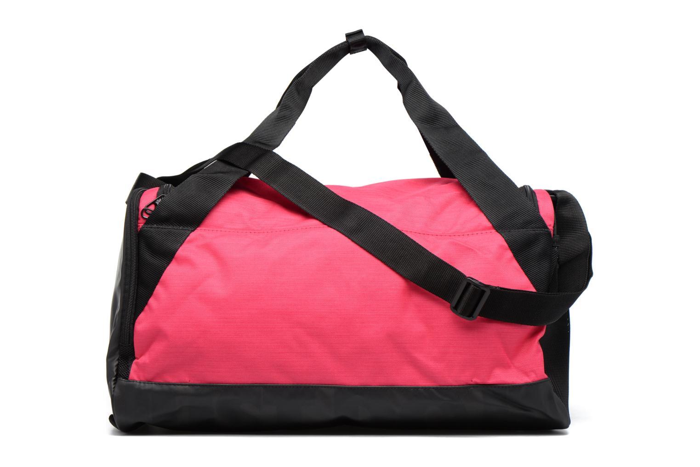 Nike Brasilia Duffle bag S Rush pink/black/white