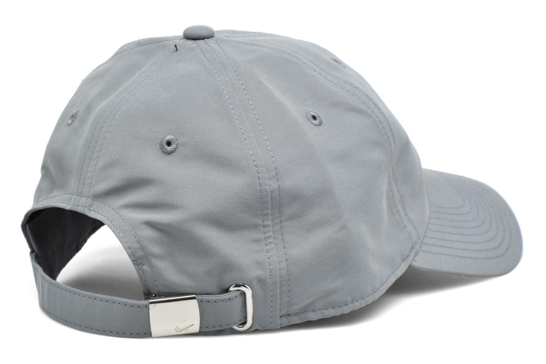 Nike Heritage 86-Metal Swshcap Cool grey/metallic silver