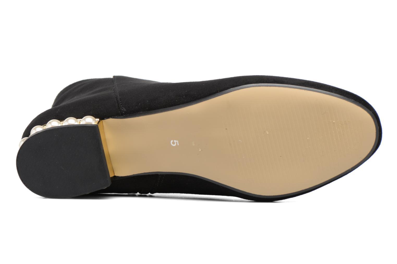 Bottines et boots Dorothy Perkins Abby Noir vue haut