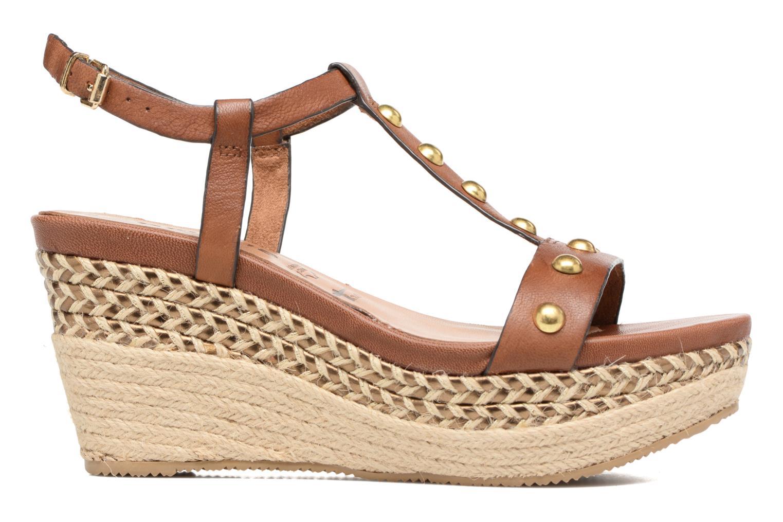 Sandali e scarpe aperte Tamaris Linnia Marrone immagine posteriore