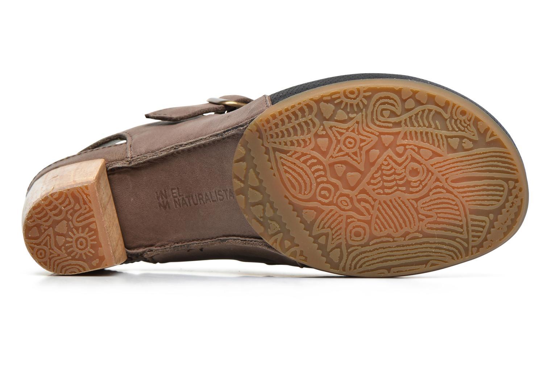 Sandales et nu-pieds El Naturalista Kuna N5021 Multicolore vue haut