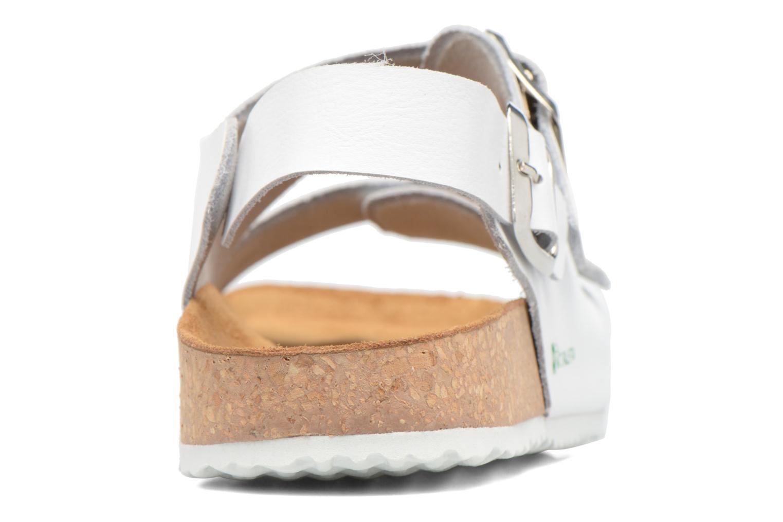 Waraji NE31 Smooth Leather White