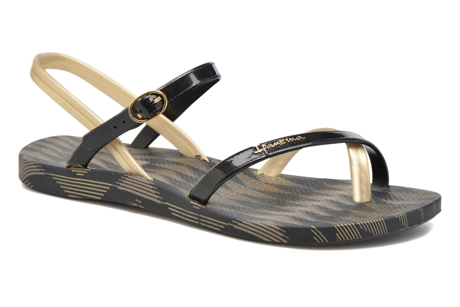 Fashion Sandal IV F Black/gold