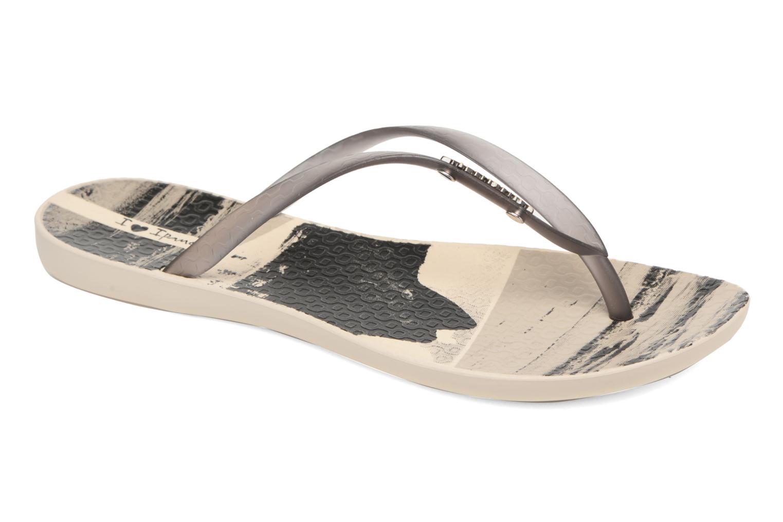 Marques Chaussure femme Ipanema femme Wave Tropical Beige/black
