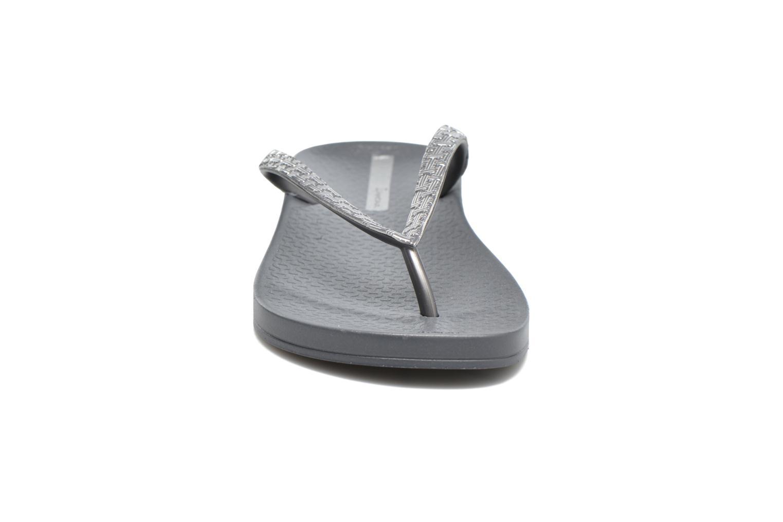 Flip flops Ipanema Mesh II Grey model view