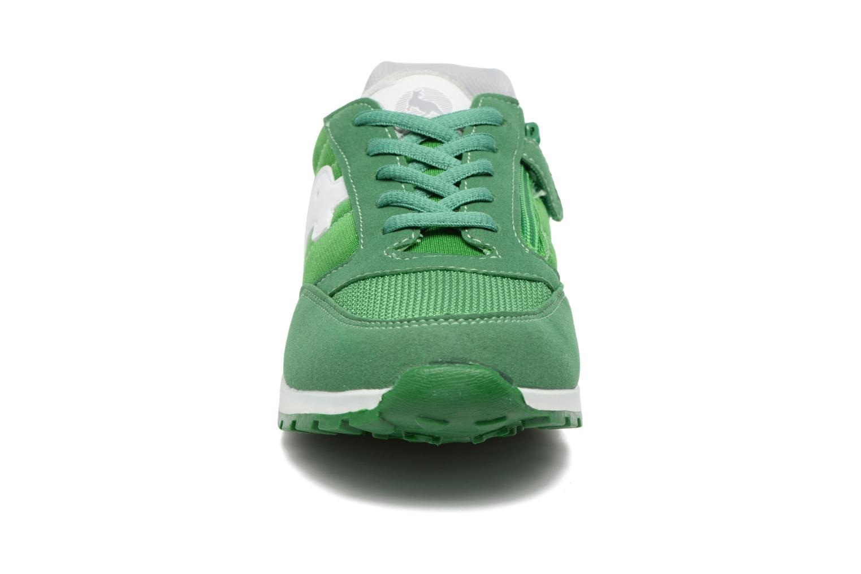 Baskets Canguro Boy/Girl'S Casual Shoes Size Vert vue portées chaussures