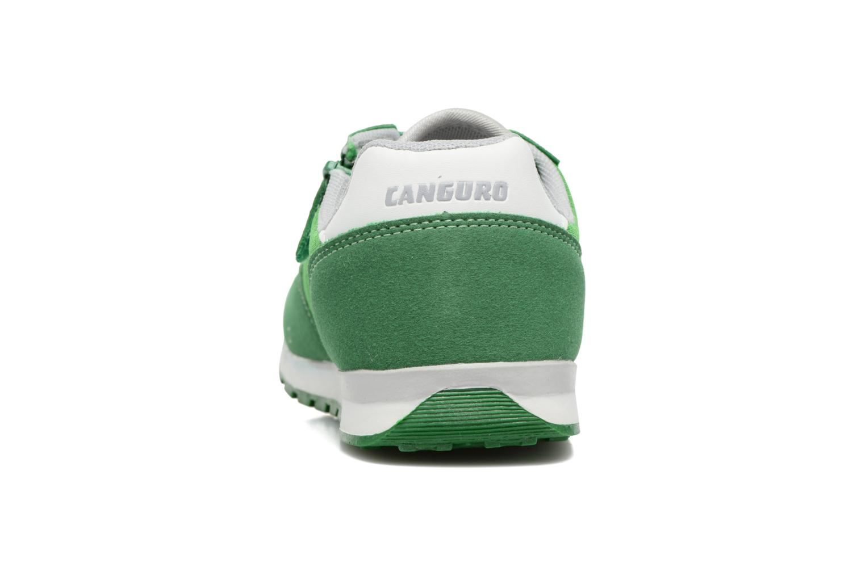 Baskets Canguro Boy/Girl'S Casual Shoes Size Vert vue droite