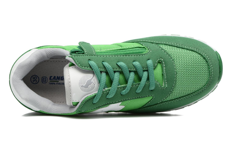 Baskets Canguro Boy/Girl'S Casual Shoes Size Vert vue gauche