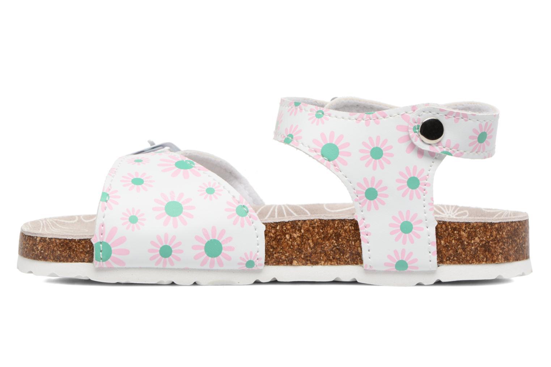 Sandales et nu-pieds Canguro Lili Sandals Blanc vue face