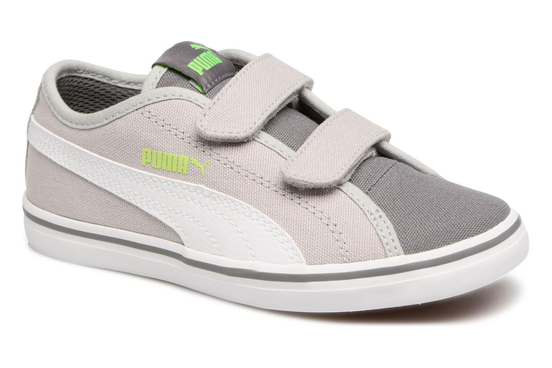 Elsu v2 CV V PS Steel Gray- White