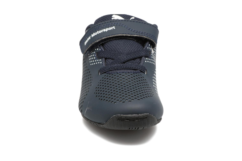 Baskets Puma Dirft Cat 5 BMW Evo V PS Noir vue portées chaussures