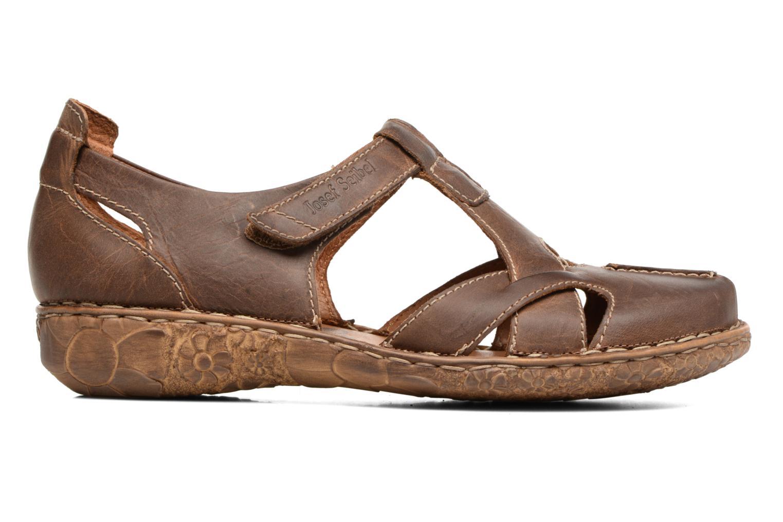 Sandales et nu-pieds Josef Seibel Rosalie 21 Marron vue derrière