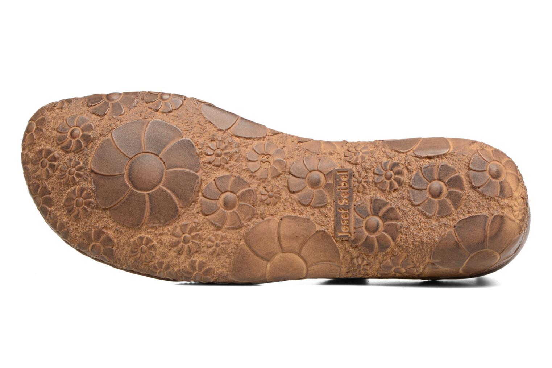 Sandales et nu-pieds Josef Seibel Rosalie 21 Marron vue haut