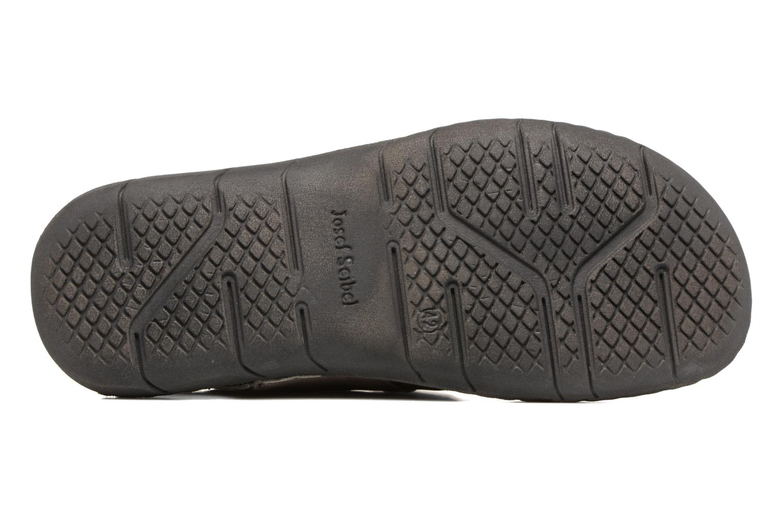 Sandales et nu-pieds Josef Seibel Paul 17 Marron vue haut