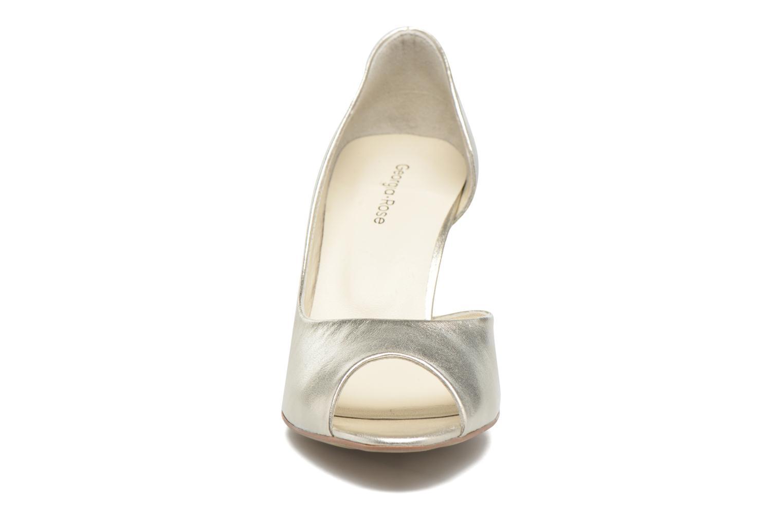 Escarpins Georgia Rose Aligette Argent vue portées chaussures