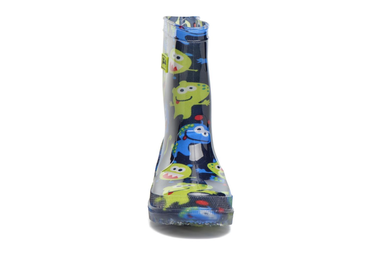 Bottes Be Only Stick Kid Flash Bleu vue portées chaussures