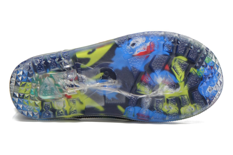 Stick Kid Flash Bleu