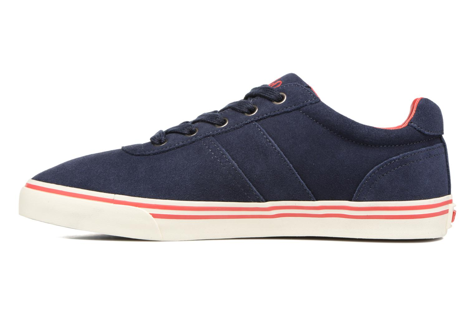 Baskets Polo Ralph Lauren Hanford-Sneakers-Vulc Bleu vue face