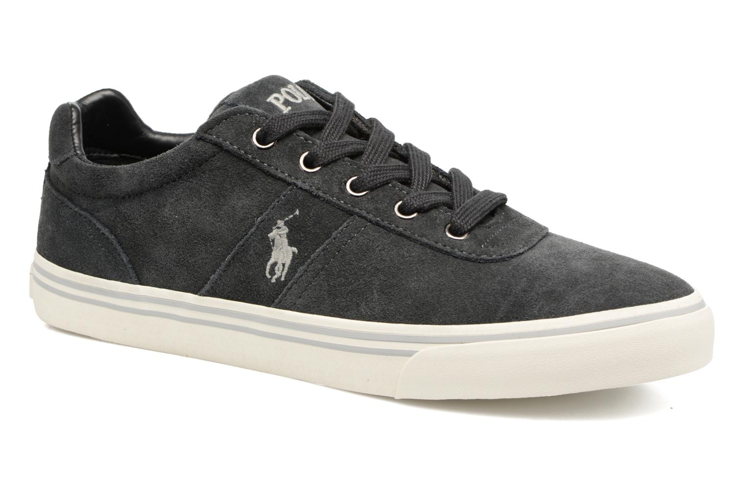 Hanford-Sneakers-Vulc Dark Carbon Grey