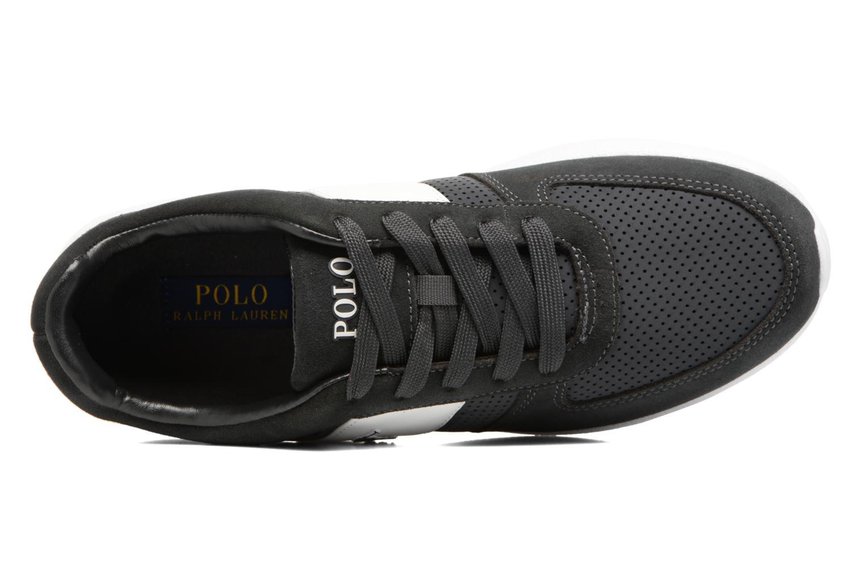 Baskets Polo Ralph Lauren Cordell-Sneakers-Athletic Shoe Gris vue gauche