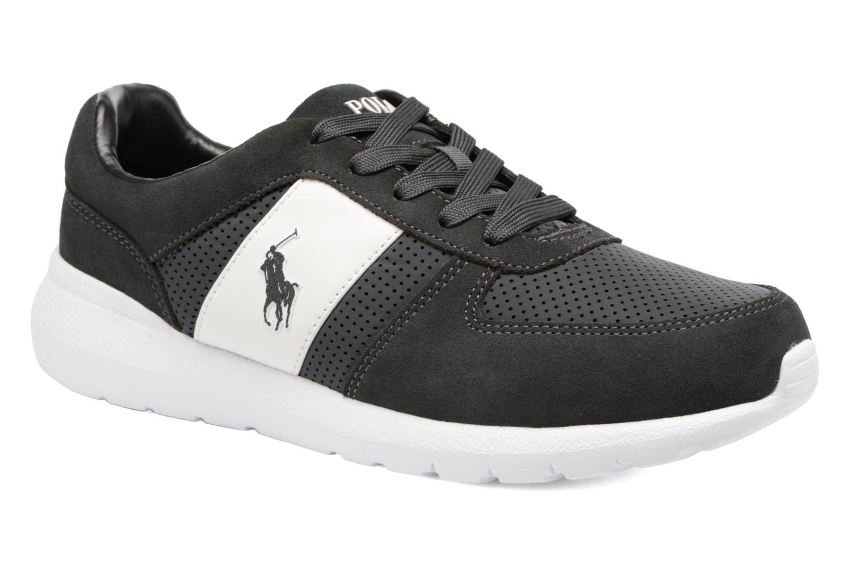 Baskets Polo Ralph Lauren Cordell-Sneakers-Athletic Shoe Gris vue détail/paire