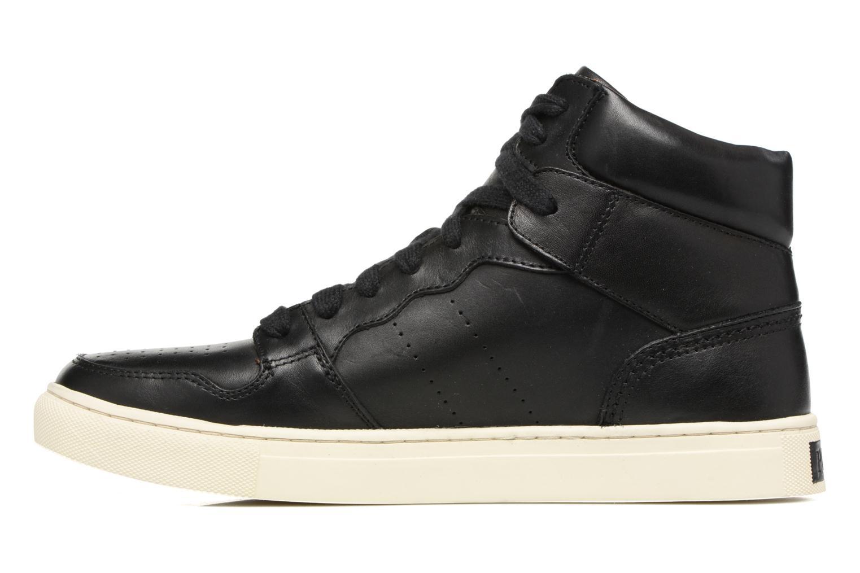 Sneakers Polo Ralph Lauren Jory-Sneakers-Athletic Shoe Zwart voorkant