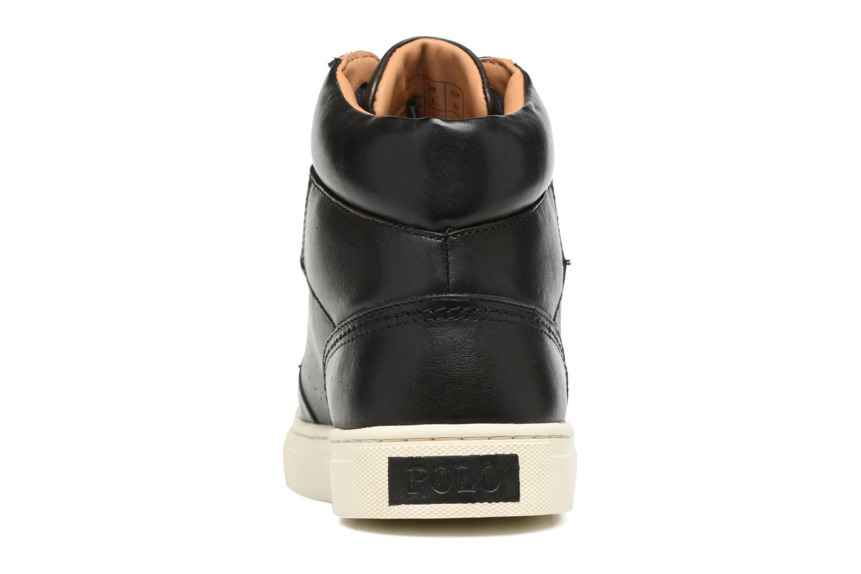 Sneakers Polo Ralph Lauren Jory-Sneakers-Athletic Shoe Zwart rechts