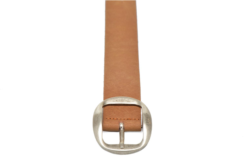 Lena Leather Belt Caramel