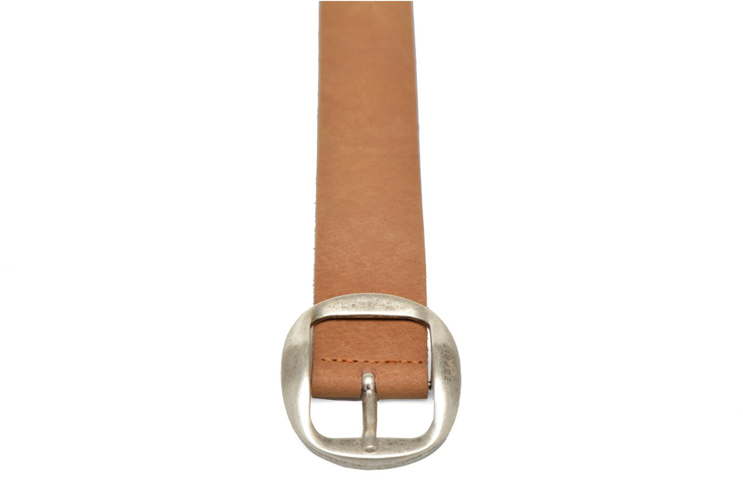 Lena Leather Belt Caramel