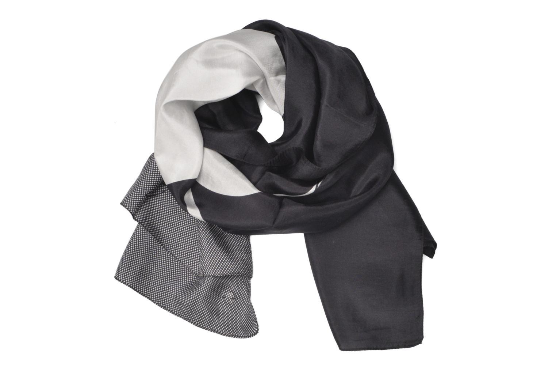 Divers Esprit Collar Flower Silk Noir vue détail/paire