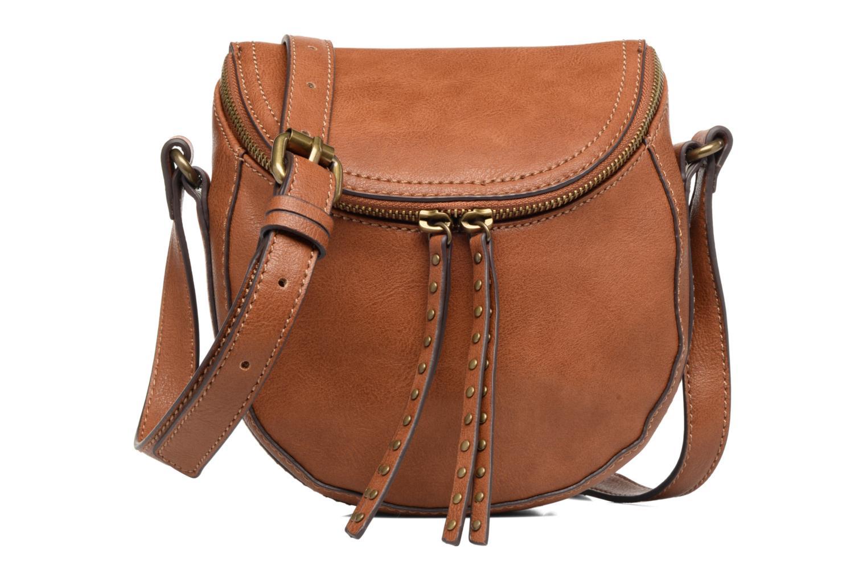Odina Small Shoulderbag Rust Brown
