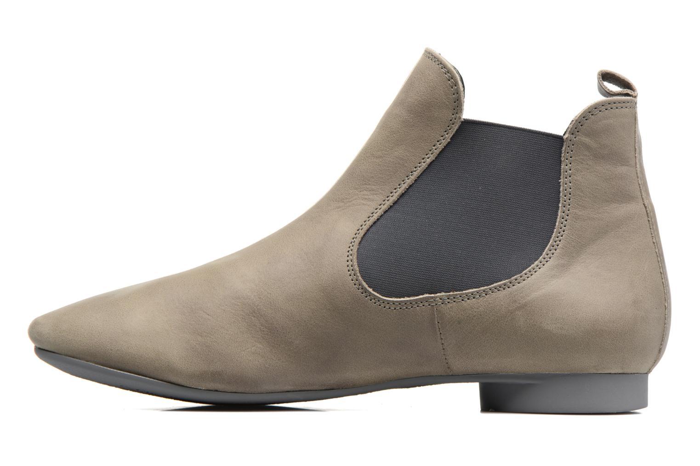 Bottines et boots Think! Guad 80293 Gris vue face