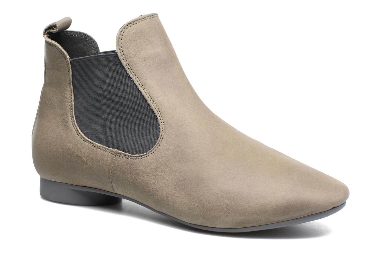 Bottines et boots Think! Guad 80293 Gris vue détail/paire