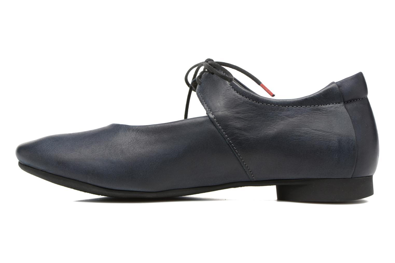 Chaussures à lacets Think! Guad 80284 Bleu vue face
