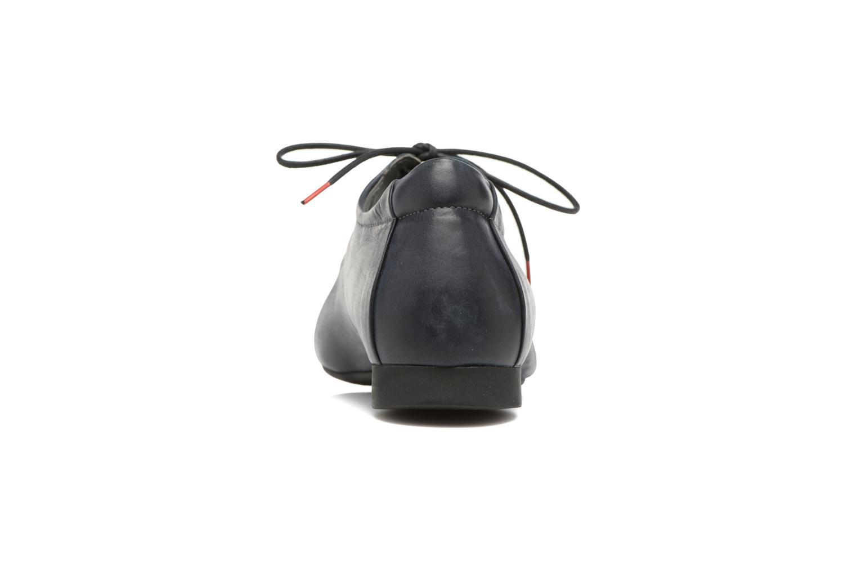 Chaussures à lacets Think! Guad 80284 Bleu vue droite