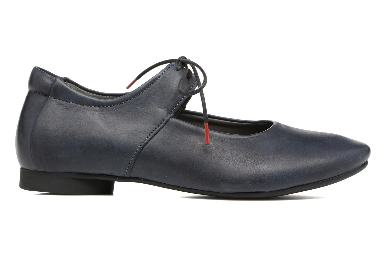 Chaussures à lacets Think! Guad 80284 Bleu vue derrière