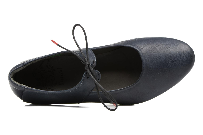 Chaussures à lacets Think! Guad 80284 Bleu vue gauche