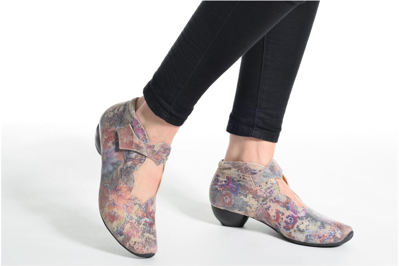 Bottines et boots Think! Aida 80258 Multicolore vue bas / vue portée sac