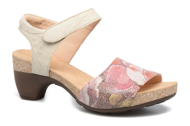 Sandales et nu-pieds Think! Traudi 80573 Rose vue détail/paire