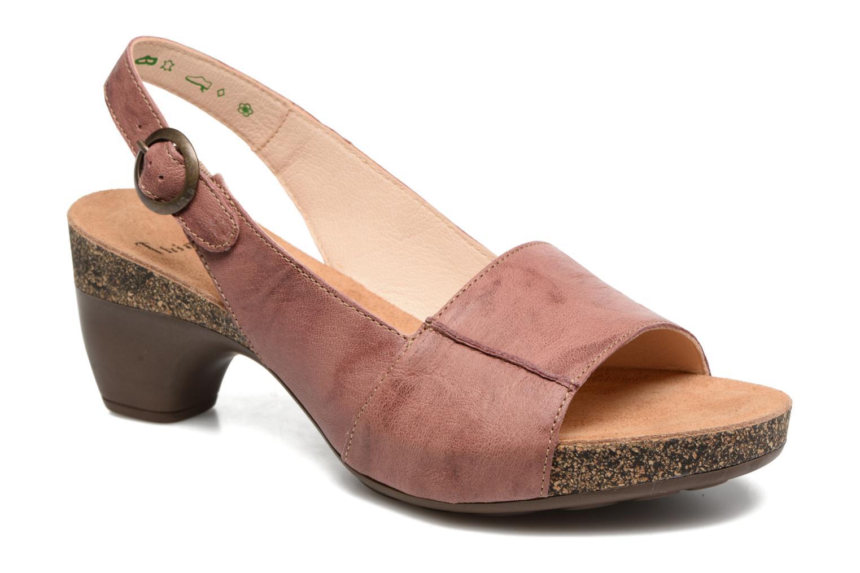 Sandales et nu-pieds Think! Traudi 80567 Rose vue détail/paire