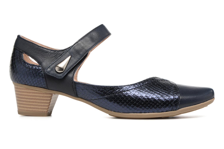 Sandales et nu-pieds Sweet Dibou Bleu vue derrière