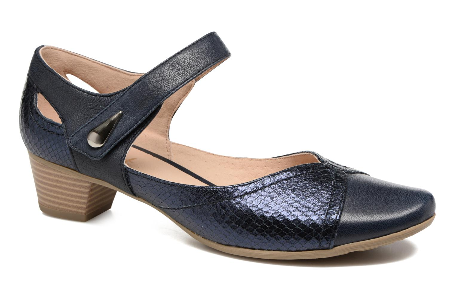 Sandals Sweet Dibou Blue detailed view/ Pair view