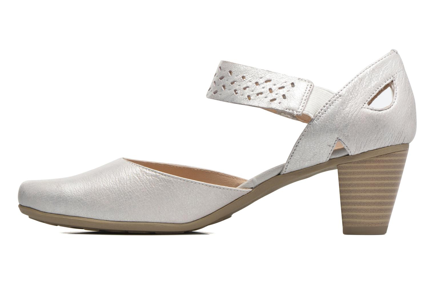Sandals Sweet Dozia White front view