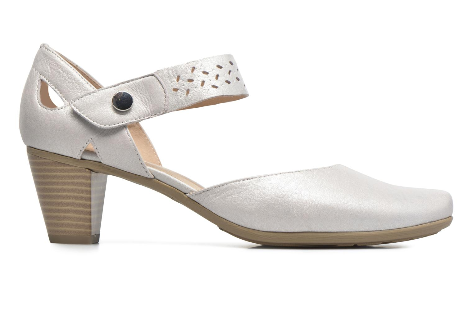Sandals Sweet Dozia White back view